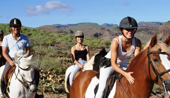 horse-trek-gran-canaria