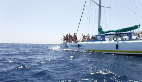 catamaran-boat-trip-gran-canaria