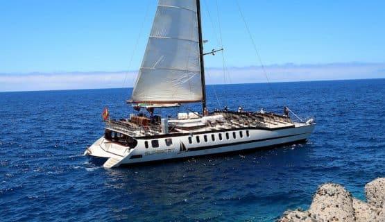 supercat boat gran canaria 2019